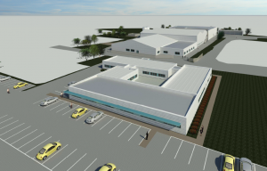 plan nouveaux bureaux AGRIMER