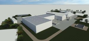 plan nouvelle usine AGRIMER
